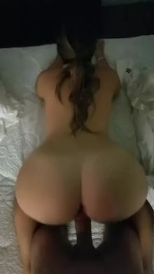 Butt made for doggystyle