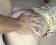 Creamy butt