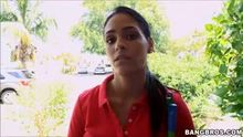 Jasmine Caro   Big breast latina maid