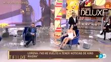 Shy Lorena de Souza on reality TV show Salvamne Deluxe