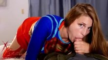 Unpleasant Surprise for Supergirl
