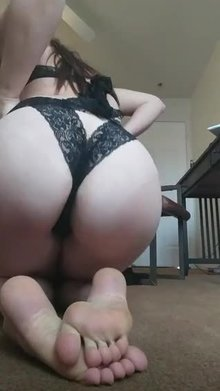 Wanna give it a little spank? ;)