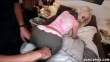 Anikka Albrite - Big Butt Blonde Fucked Hard