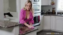 "{Brazzers} Brandi Love ""Cleaning Up His Mess"""