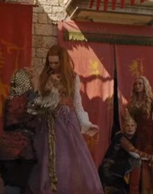 Eline Powell in Game Of Thrones