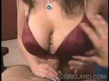 Under the bra