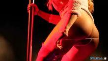 Capri Cavanni & Ryan Driller | Hot Stripper Capri fucks a hung customer