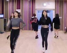 Lovelyz - Mijoo & Sujeong