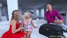 Cory Chase and Marsha May - The Perfect Size