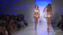 Daniela Lopez - Frankie's Bikinis 2015 Runway Show