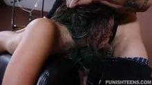 Gina Valentina squirts a ton