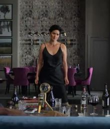 Carrie-Anne Moss in 'Jessica Jones S02E02'