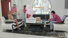 Kendall Kayden - Busted at the Girl Shower