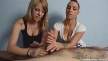Sasha Foxxx and Violet Skye