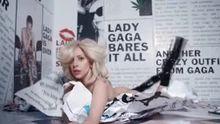 Lady Gaga music video plot
