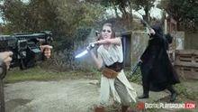 Star Wars - The Last Temptation A DP XXX Parody