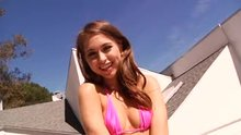 Very horny and messy - Riley Reid - Massive Facials 6