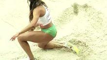 Portugese Triple Jumper - Patricia Mamoa