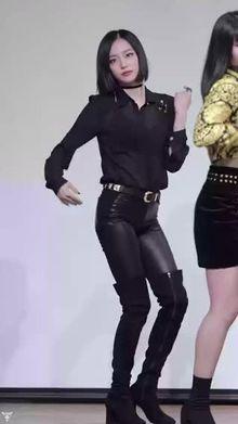 CLC - Yeeun in a see through top