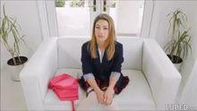 Kristen Scott - Stranded Student Gets Lubed