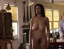 Mimi Rogers in The Door in the Floor