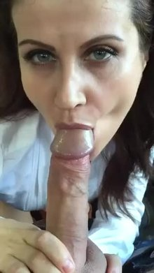 Big milf eyes