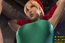 Anri Okita's miraculous breasts