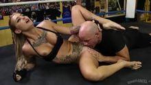 Kleio Valentein MMA Fucking