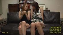 Ayumi Shinoda and Erika Kitagawa   Sexy Sisters Swallow Their Husbands' Creampies