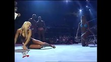 Stacy Keibler and Torrie Wilson brought a lot of plot to the WWE