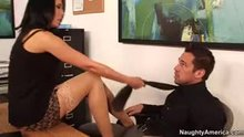 Rachel Starr - Naughty Office