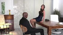 Caprice - My First Time Going Black