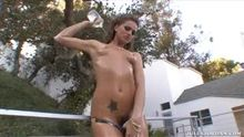 Tori Black - Anal in Sexy Oil