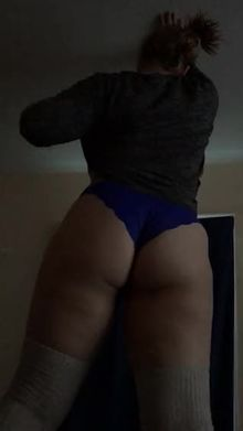 Early morning booty (f)