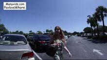 Chloe Palmer - At the mall