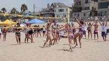 Beach Volleyball Womans