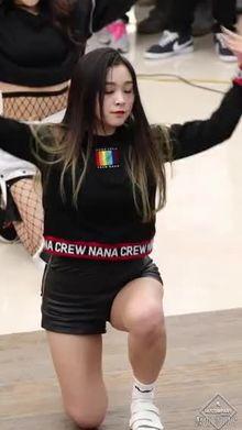 Gahyeon (Dreamcatcher) is thicc
