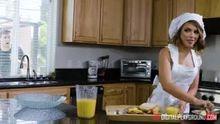 Adriana Chechik - Break Her at Breakfast