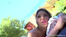 Abella Danger - Creeping Tom