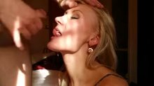 Notorious Cumhater Nicole Aniston gets a nasty facial