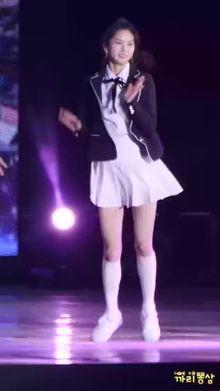 CLC - Yujin (Elkie in comments)