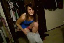 Caught in Underwear