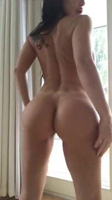 aletta ocean fake butt
