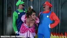 Mario Brothers free, then fuck Princess Peach