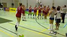 Scotland Women's National Volleyball Team