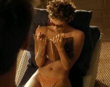 Halle Berry Reveal in Swordfish (2001)