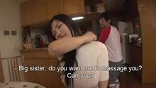 Anri Okita | Housesitting With His Horny Older Sister