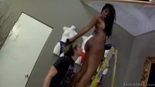 Nyomi Banxxx Burying a Mans Face In Her Big Butt