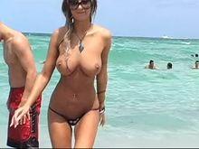 Sunny Ds on the Beach
