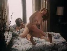 Lisa DeLeeuw riding a cock